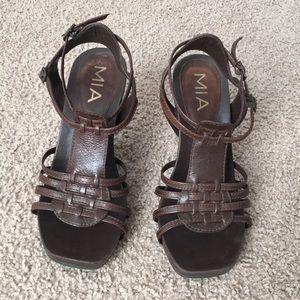 MIA | Caged Heels